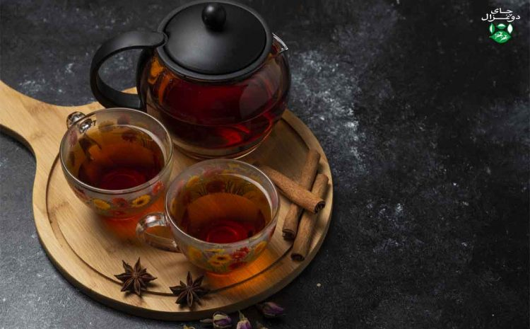 هنر سرو چای