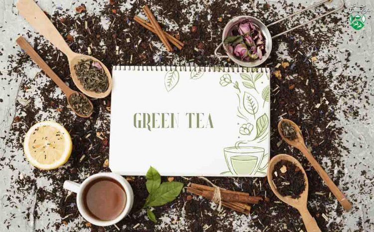 انواع مختلف چای سبز